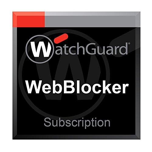 WatchGuard XTM 525 1-Year Subscription WebBlocker