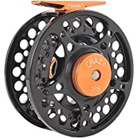 Fiblink Fly Fishing Reel with Large Arbor 2+1 BB, CNC...