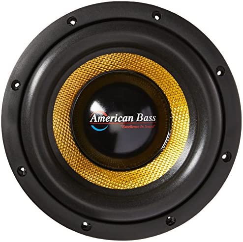 American Bass Usa XD Subwoofer product image