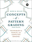 img - for Concepts of Pattern Grading: Bundle Book + Studio Access Card book / textbook / text book