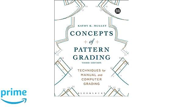 Pattern Grading Book