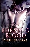 Burning Blood (Bonds of Blood Book 2)