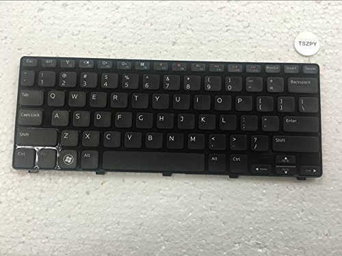 NEW LAPTOP Keyboard for DELL INSPIRON M101 M101Z 1120 1122 M102 M102Z P07T Laptop Keyboard with frame US Black