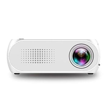 Mini proyector, videoproyector HD1080P, proyector LED portátil ...