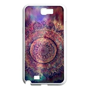 Teal Tribal Original New Print DIY Phone Case for Samsung Galaxy Note 2 N7100,personalized case cover ygtg614020