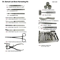 Dental USA-Bone Harvesting Kit Code-SLBH...
