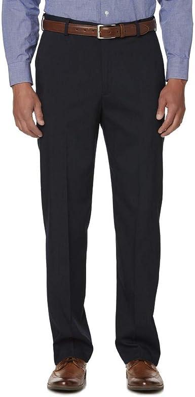 Amazon Com Covington Pantalones De Vestir Para Hombre Ajustados A La Moda 34 X 29 Color Gris Clothing