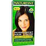 Naturtint - Permanent Hair Colorant - 1N Ebony Black, 5.6 Fl Oz (Packaging May Vary)