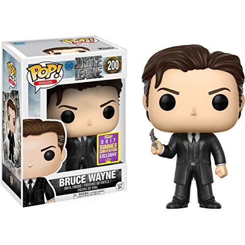 Funko Bruce Wayne  POP! Heroes x Justice League Vinyl Figure