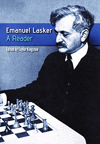 Pdf Entertainment Emanuel Lasker: A Reader