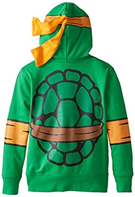 Teenage Mutant Ninja Turtles Boys' Hoodie