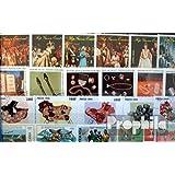 Africa 50 diversi Francobolli (Francobolli )