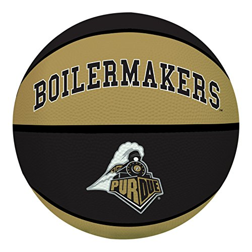 Ncaa Purdue Boilermakers Crossover Full Size Basketball By Rawlings