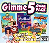 5 Great Games: Vacation Mogul, Hotel Mogul, Farm Frenzy 2, Island Fever & Amelie's Cafe