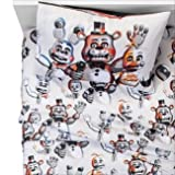#1: Five Nights at Freddy's Sheet Set Twin