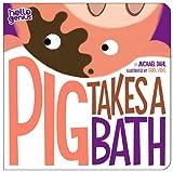Pig Takes a Bath, Michael Dahl, 140485729X