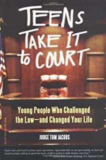 Amazon they broke the lawyou be the judge true cases of teen teens take it to court young people who challenged the lawand changed your fandeluxe Images