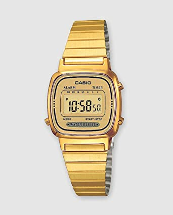 Casio Collection Damen Armbanduhr