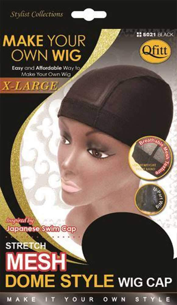 Mesh Dome Style Wig Cap by Qfitt