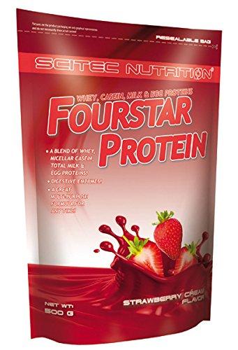 FourStar Protein 500 g Vanille Française Scitec Nutrition