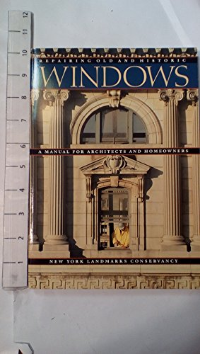 Repairing Old & Historic Windows