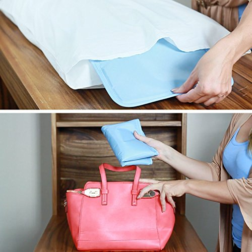 Cooling pillow gel mat for sleeping large size instant for Cool pillow for hot flashes
