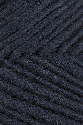 (Brown Sheep - Lambs Pride Worsted Knitting Yarn - Blue Flannel (#)