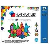 Magna-Tiles Clear Colors 37 Pi