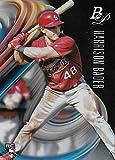 #9: 2018 Bowman Platinum #67 Harrison Bader NM-MT RC Cardinals