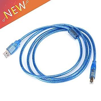 USB Cable de Impresora, USB Tipo B de Plomo, 0,5 M Tipo 1M 3M 5M