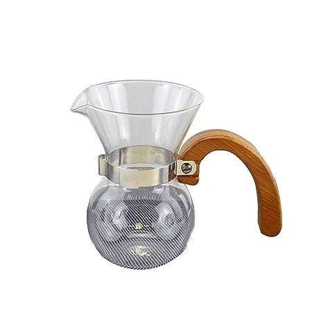 Cafetera multifunción para preparar una cafetera, papel filtro sin ...