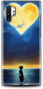 كفر جالاكسي نوت 10 بلس - العاب - سورا امام قمر بشكل قلب - كينقدوم هارتس