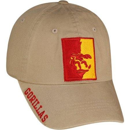 Cap Pittsburg State (NCAA Men's Pittsburg State Gorillas Khaki Hat \ Cap)
