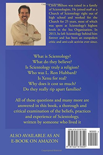 scientology a to xenu an insider s guide to what scientology is