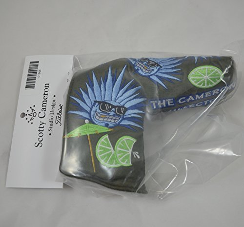 Scotty Cameron 2017 Agave Limited Edition Standard Putter HeadCover by Scotty Cameron (Image #5)