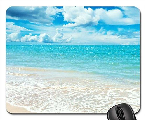 Sunny day Mouse Mousepad Beaches product image
