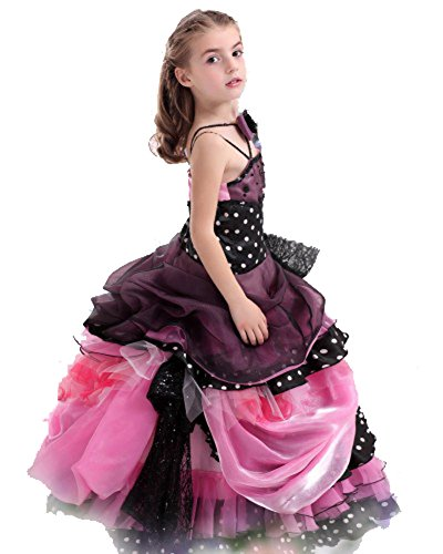 Nube All kinds of Flower Girl Dresses Mermaid Vintage Child Pageant Beautiful Dresses by Nube dress