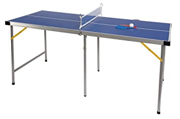 Folding Portable Table Tennis Ping Pong Table