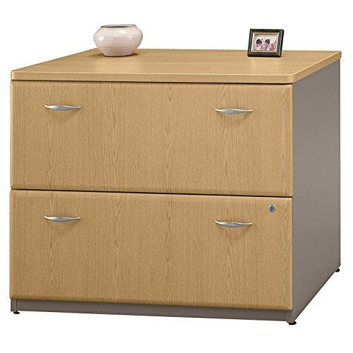 Bush Furniture Series A 2 Drawer Lateral Wood File Storage
