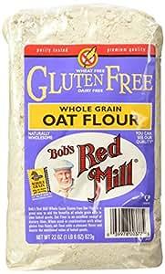 Bob's Red Mill Gluten Free Oat Flour, 22 Ounce