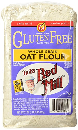 GF Oat Flour by Bob's Red Mill, 22 oz