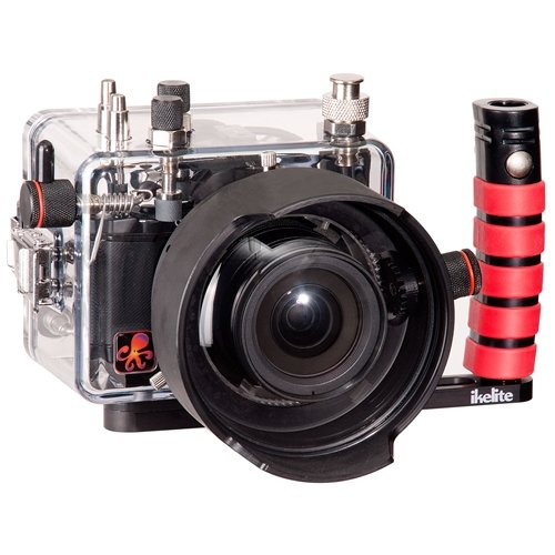 Ikelite 6950.51 Underwater Camera Housing for Olympus OM-D E-M5 Mirrorless Camera by Ikelite