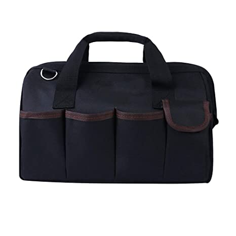 CLCYL Tool Pocket Pouch, Professional Power Tool Bag ...