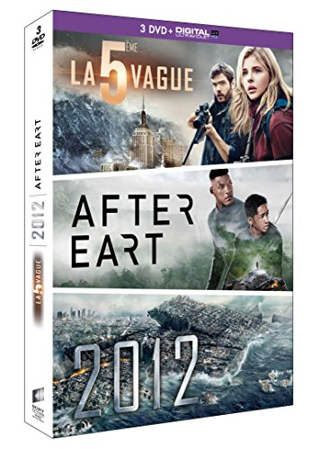 La 5e vague + After Earth + 2012 [DVD + Copie digitale]