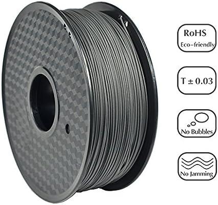 priline de fibra de carbono pla-1kg 1,75 3d impresora filamento ...