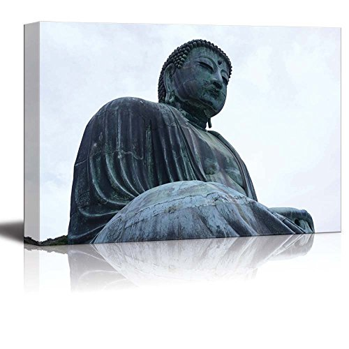 Gautama Buddha Statue in Japan Wall Decor ation
