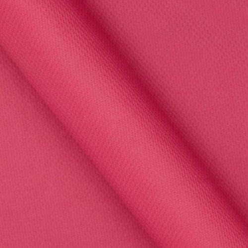 (Textile Creations Athletic Mesh Knit Fuschia Fabric by The Yard Fuchsia)