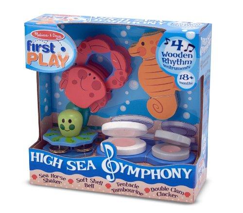 Melissa Doug High Sea Symphony