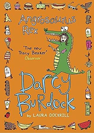book cover of Angrosaurus-Rex