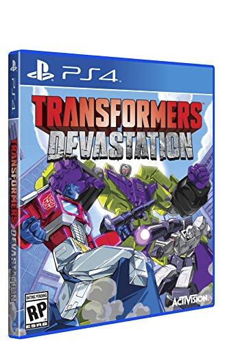 Transformers Devastation - PlayStation 4 (Ninja Turtles Ps4 compare prices)
